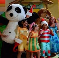 Natal no Canal Panda