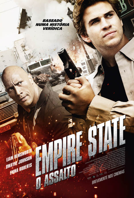 Poster do filme Empire State - O Assalto