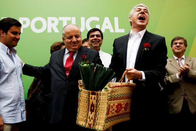 Sócrates em Campanha eleitoral para as legislativas 2011