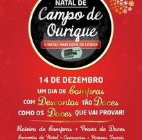 «O Natal mais doce de Lisboa» é em Campo de Ourique