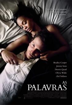 Poster de «As Palavras»