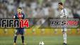 Imagem PES 2014 / FIFA 2014