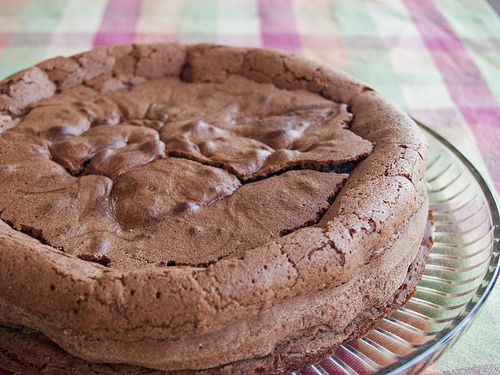 Bolo de chocolate franc s sapo lifestyle for Frances culinario