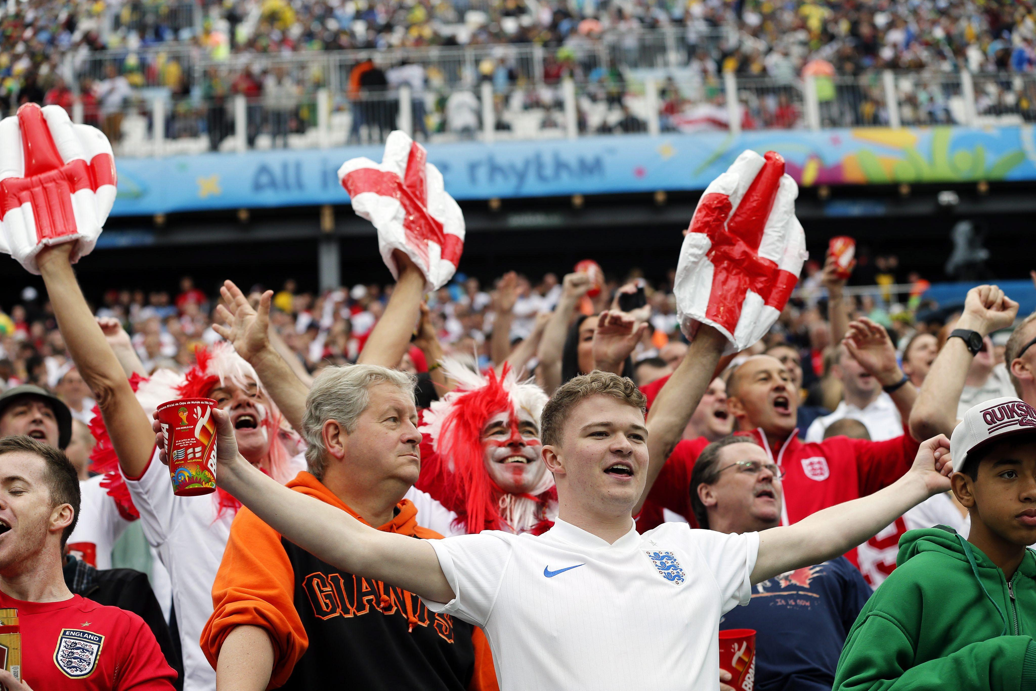 Euro 2020: Adepto inglês morre horas antes do Bulgária-Inglaterra