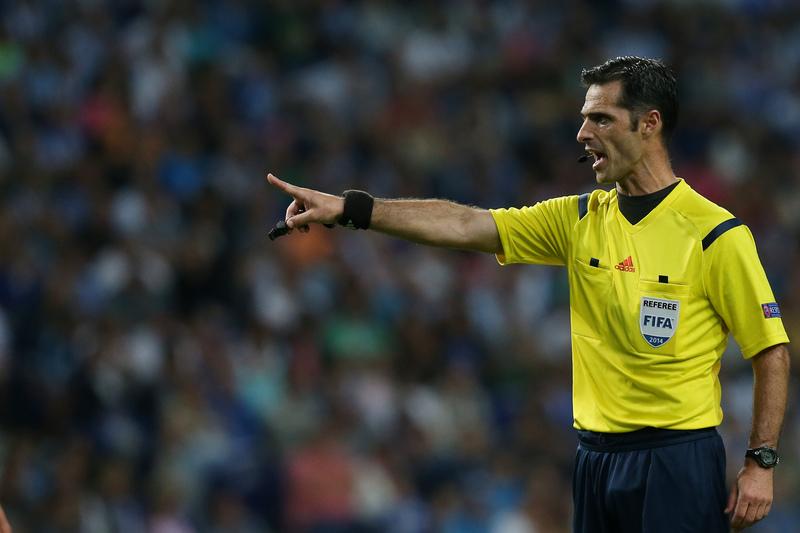 Hugo Miguel apita Benfica-Estoril e Carlos Xistra dirige Chaves-FC Porto