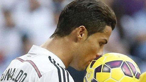 Cristiano Ronaldo fora das nomeações para Atleta do Ano em Portugal