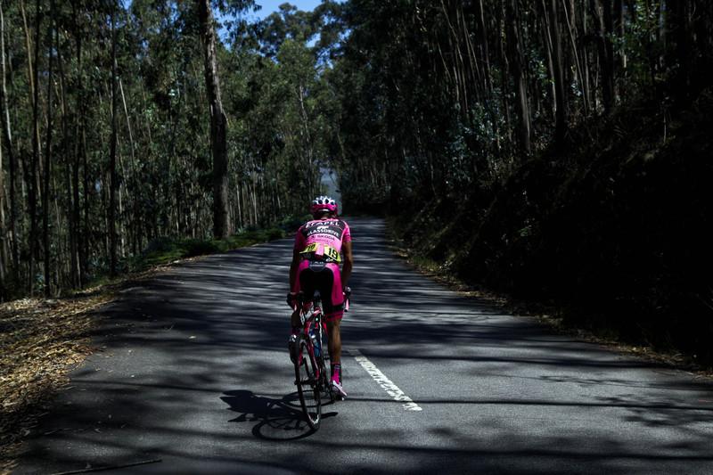 Ricardo Vilela  à espera de convite para a Vuelta