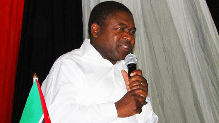 Filipe Jacinto Nyusi fala pela primeira vez como Presidente da República eleito