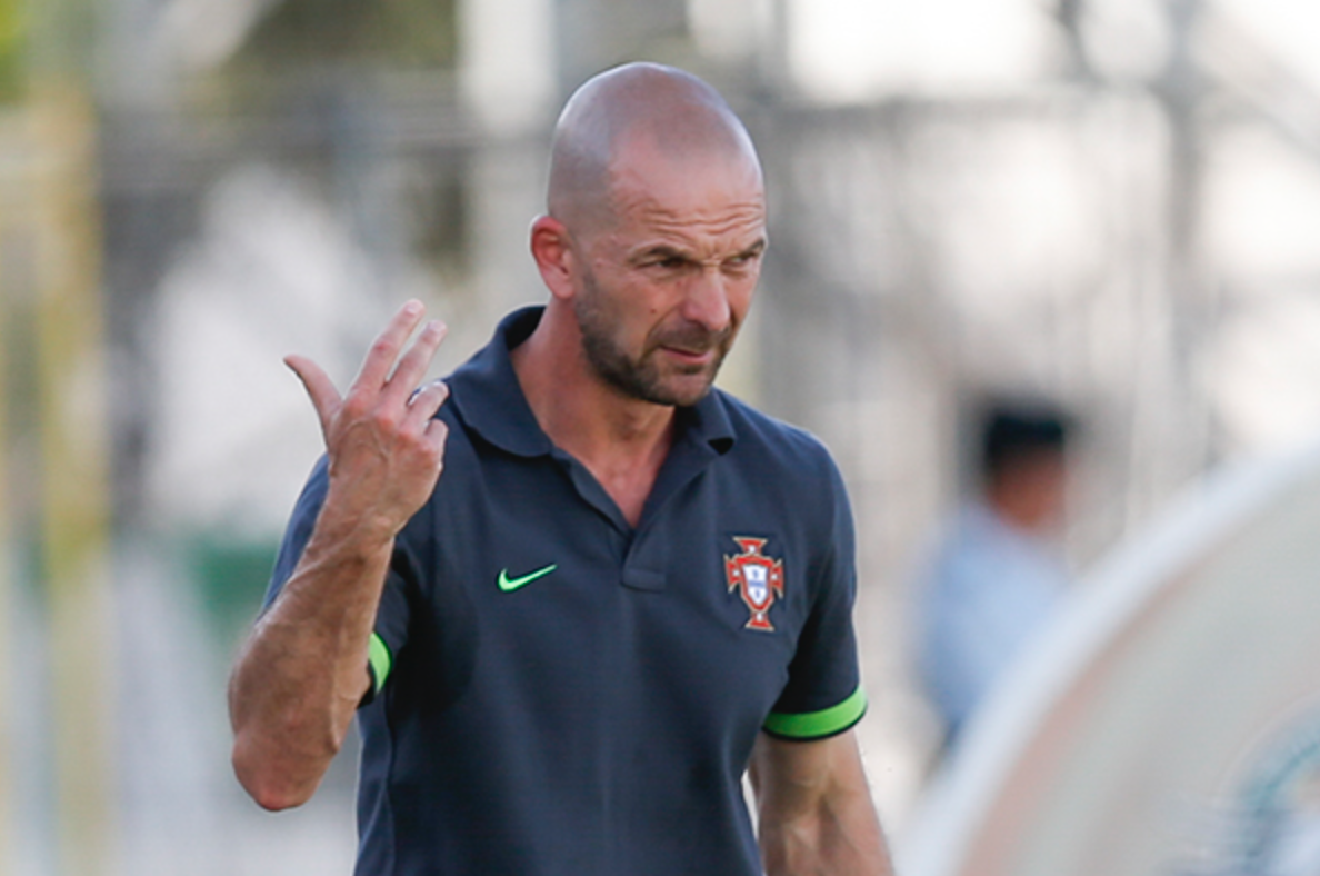 Portugal sub-18 a um empate para vencer Torneio Internacional do Porto