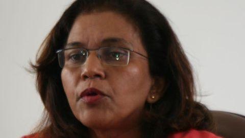 Cristina Fontes quer ganhar e suceder a José Maria Neves na liderança do PAICV