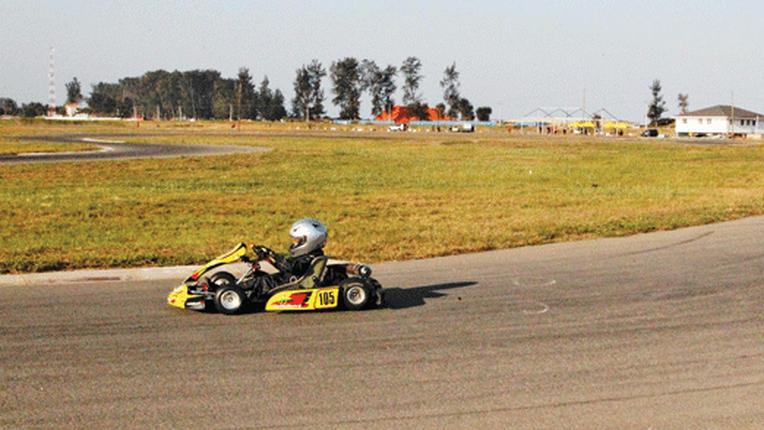 Desporto motorizado: Karting marca arranque da época