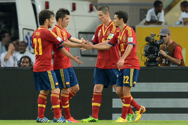 David Villa ainda tem hipóteses de voltar à seleção espanhola