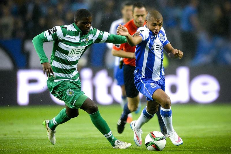 """William Carvalho promete """"esforço total"""" para ser campeão"""