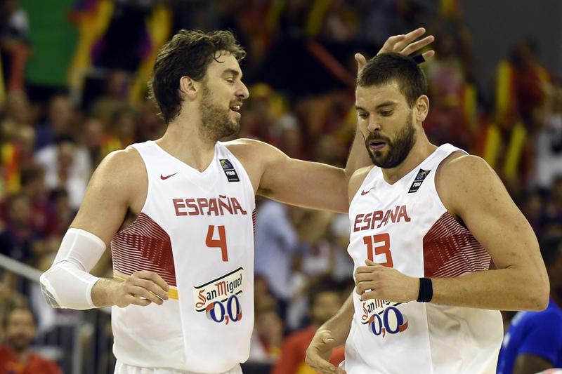 """Dois irmãos espanhóis vão ser titulares no """"All Star Game"""" da NBA - Sapo Desporto"""