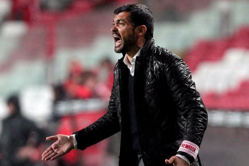 """Sérgio Conceição: """"Novo treinador? tenho a certeza que não está a acontecer"""""""